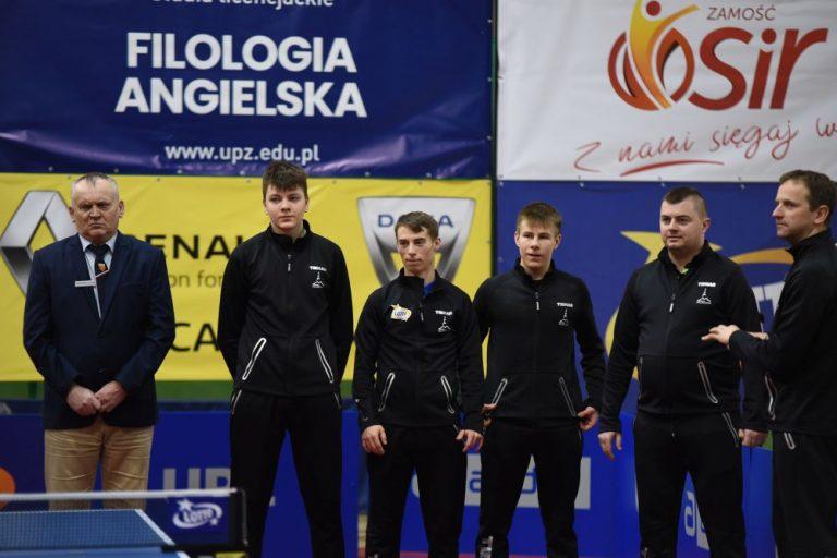 Superliga: Uczelnia Państwowa vs. Palmiarnia (22.01.2021)